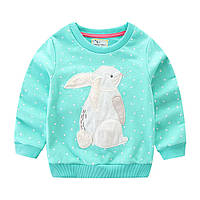 Детская кофта Кролик Jumping Meters