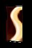 """Металокерамічний дизайн-обігрівач UDEN-S """"Тірамісу"""""""