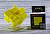 Кубик Рубика зеркальный 3х3 Qiyi-Mofange Mirror Yellow
