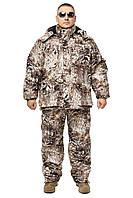 """Зимний костюм для рыбалки и охоты """"Белая рысь"""""""