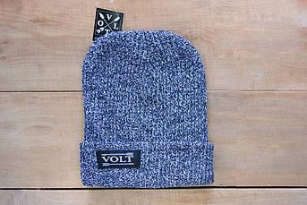 Шапка Volt mel grey