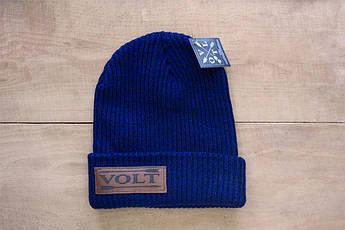 Шапка Volt mel blue casual