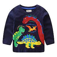 Кофта для мальчика Динозавры Jumping Meters