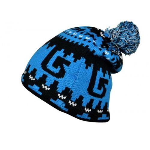 Шапка Burton blue