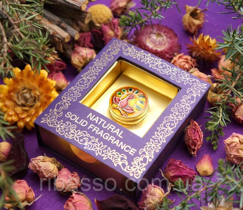 9110096 Сухие духи в металической баночке Orchide