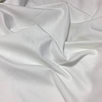 Ткань сатин белый Турция (280 см.)