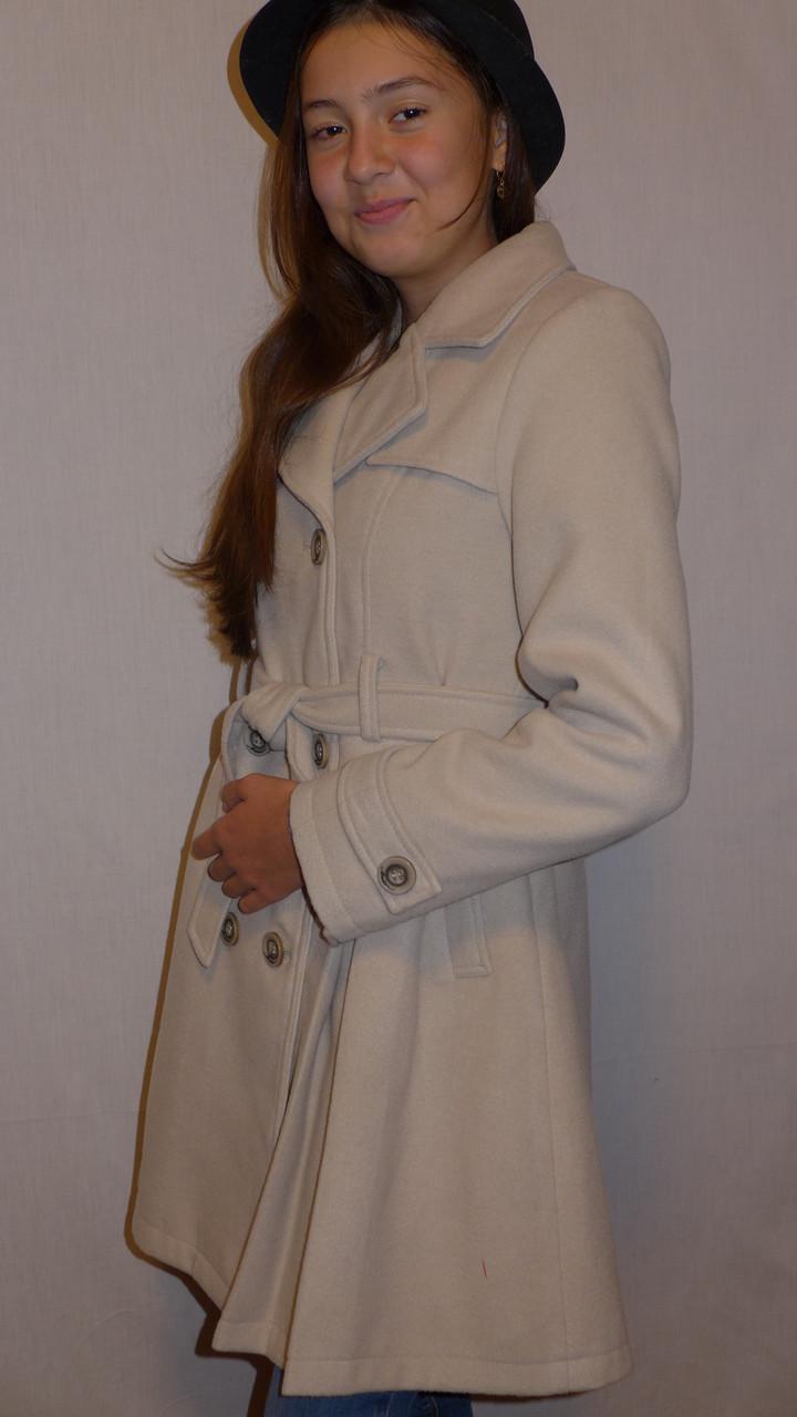 371f47146d9d Кашемировое пальто для девочки