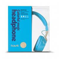 Наушники HAVIT HV-H2183d, голубые