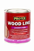 Лаковая защитная пропитка древесины