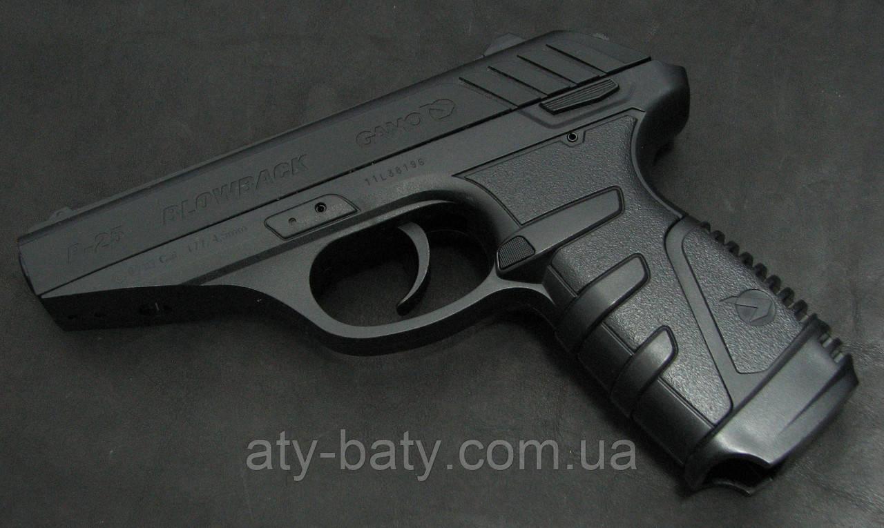 6111378 Пневматический пистолет Gamo P-25 Blowback