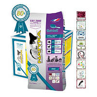 Корм для длинношерстных взрослых кошек и котов Natyka Hairball Cats 2 кг