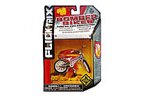 Фингербайк Flick Trix Bomber Bikes металлический silver