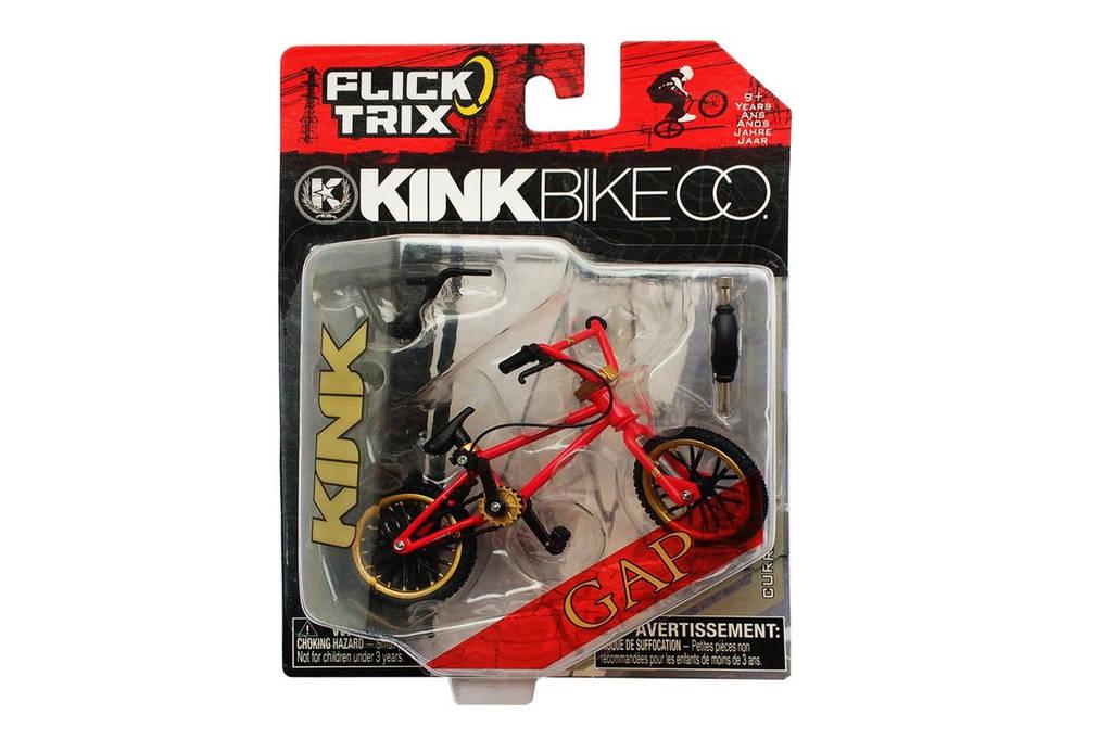 Фингербайк Flick Trix Kink bike Co Gap red