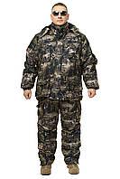 """Зимний костюм для рыбалки и охоты """"Хвойный лес"""""""
