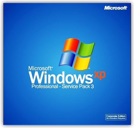 Microsoft Windows XP Professional Rus SP3 OEM (E85-05796)