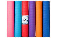 Коврик для фитнеса и йоги GreenCamp 5мм + чехол, фото 1