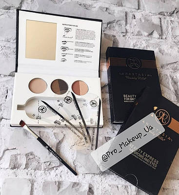 Набор для глаз и бровей Anastasia Beverly Hills Beauty Express for Brows and Eyes