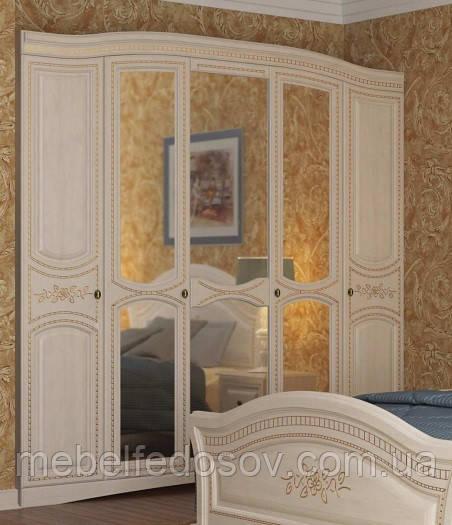 шкаф 5Д венера люкс