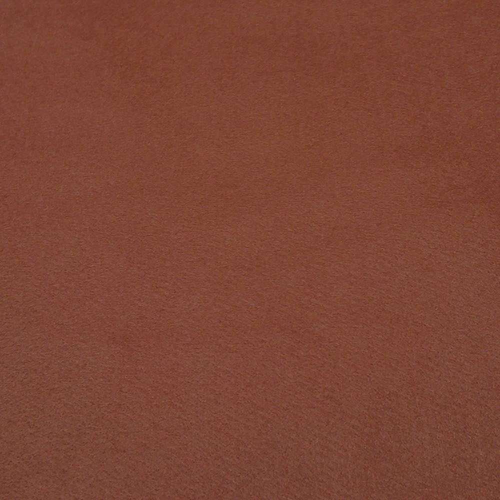 Фетр корейский мягкий 1.2 мм, 55x30 см, КОРИЧНЕВЫЙ