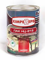 Лак нитроцеллюлозный мебельный   НЦ–218   (глянцевый)