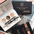 Набор для глаз и бровей Anastasia Beverly Hills Beauty Express for Brows and Eyes, фото 2