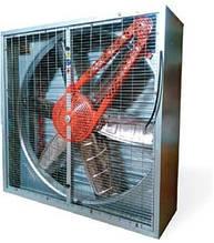 Вытяжной осевой вентилятор