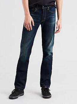 ac8f19a0619 Настоящие фирменные джинсы Levis 511™ Slim Fit Jeans Rabbit Hole Самые  популярные зауженные джинсы.