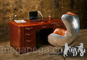 Письменный стол Rocksons TK5010 кожаный