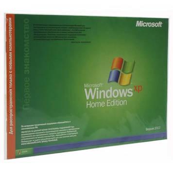 Microsoft Windows XP Home Rus SP2 OEM (N09-02053)