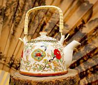 """9200067 Чайник - заварник """"Тибет"""" фаянс №14"""