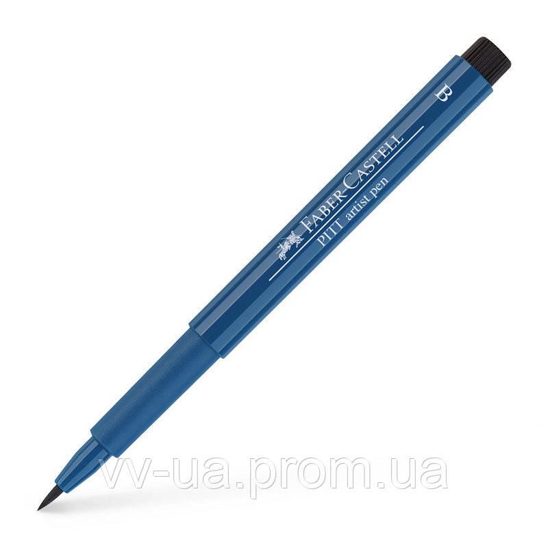 Ручка Faber-Castell PITT, B, индиго 167447 (14900)