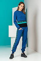 "Спортивный костюм ""Нью-Йорк"" р. 44-48 джинс, фото 1"