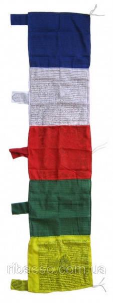 9040373 Тибетські прапорці ЛУНГ-ТА вертикальні 1 прапор