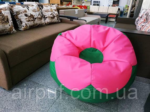 Кресло-ромашка (ткань Оксфорд), размер 110 см, фото 2