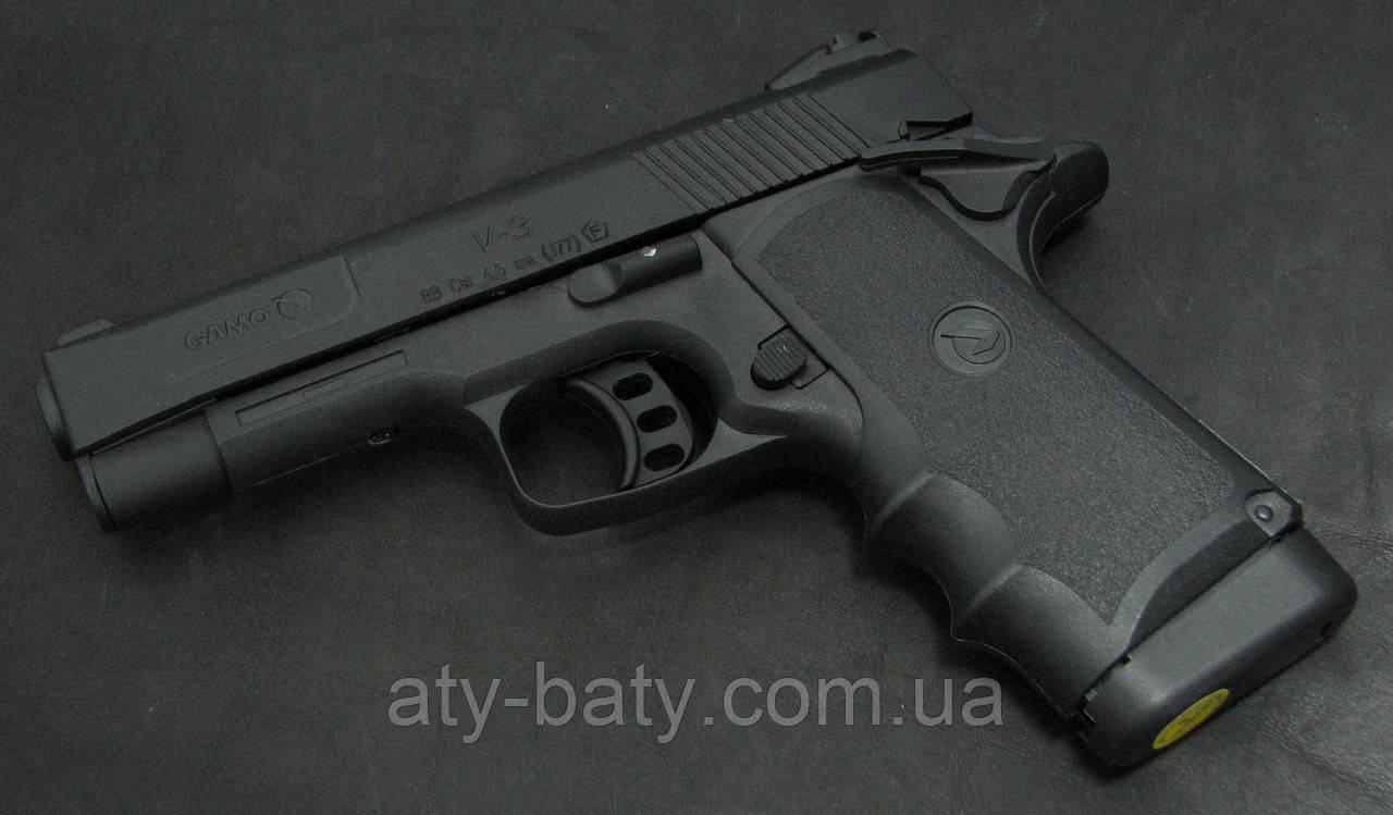Пневматический пистолет Gamo V3 (6111360)