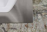 Стол обеденный TORONTO 160/210*90 матовое стекло белый Nicolas (бесплатная доставка), фото 8