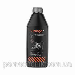 Масло компрессорное Dnipro-M
