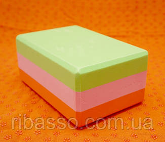 9290164 Кирпич-блок для Йоги №2