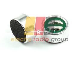 Микрофон электрет. KPCM-28BP(9.7mm x 4.5mm)с ножками