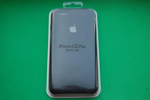 Apple Silicone Case для iPhone 6 Plus / 6S Plus Blue Cobalt
