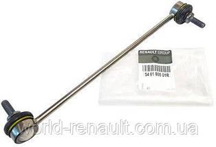 Renault (Original) 546180001R - Стойка(тяга) переднего стабилизатора на Рено Лагуна III