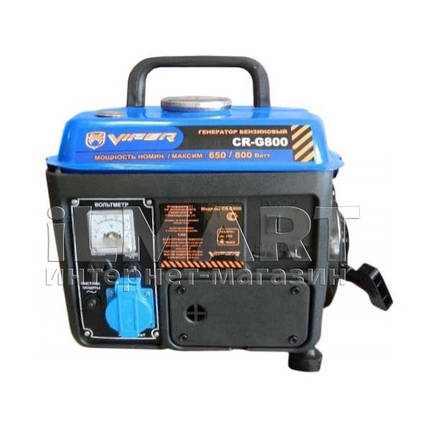 Генератор бензиновый VIPER CR-G800, фото 2