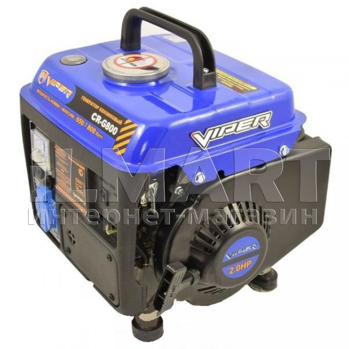 Генератор бензиновый VIPER CR-G800