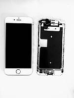 Дисплейный модуль iPhone 6s white/ белый (оригинал)