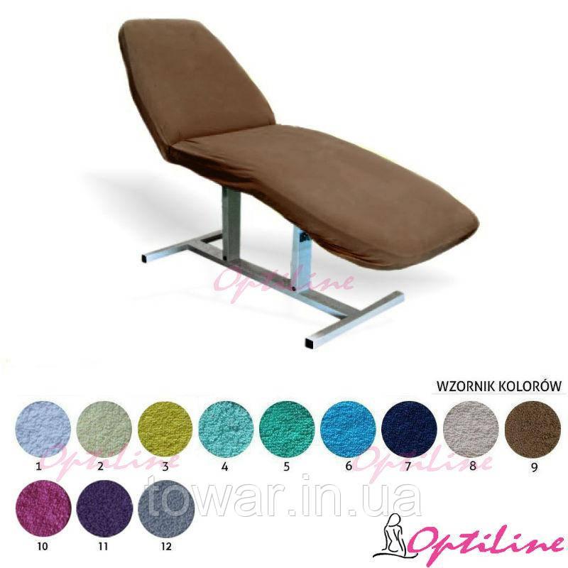 Чехол для косметического кресла 190 х 60 см Польша