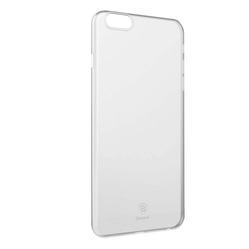 Чехол Baseus iPhone 6S Wing Transp White