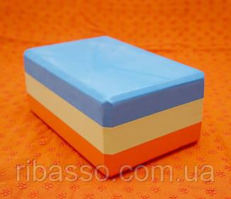 9290164 Кирпич-блок  для Йоги №1