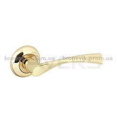 Ручка раздельная Avers Twist H-0823-A-G (Золото)