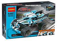 "Конструктор Decool 3420 ""Трюковой грузовик"" 142 деталей. Аналог Lego Technic 42059, фото 1"