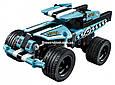 "Конструктор Decool 3420 ""Трюковой грузовик"" 142 деталей. Аналог Lego Technic 42059, фото 4"